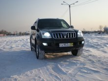 Продам TOYOTA LAND CRUISER 120 2008 года(2008.03)