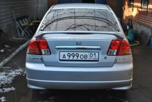 Продам HONDA CIVIC FERIO 2003 года