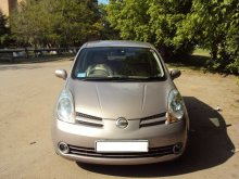 NISSAN NOTE 2007 года