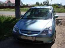HONDA CIVIC 2001 года