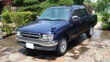 TOYOTA HILUX PICK UP 1998 года под документы