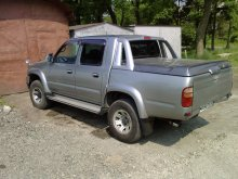 TOYOTA HILUX 2001 года (2001.12)