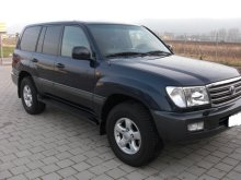 TOYOTA LAND CRUISER 2004 года