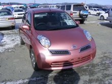 NISSAN MARCH BOX 2009 года (2009.07)