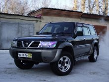 NISSAN SAFARI 1997 года (1997.10)