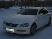 TOYOTA MARK X 2006 года