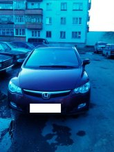 HONDA CIVIC 2006 года (2006.11)