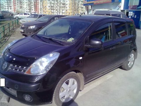 NISSAN NOTE 2007 года (2007.08)