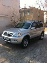 TOYOTA LAND CRUISER PRADO 2006 года