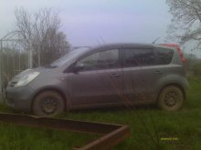 NISSAN NOTE 2006 года