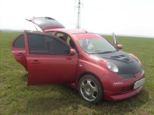 NISSAN MARCH 2005 года