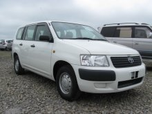 TOYOTA SUCCEED 2008 года