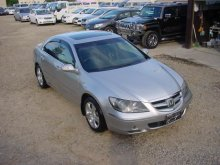 HONDA LEGEND 2005 года