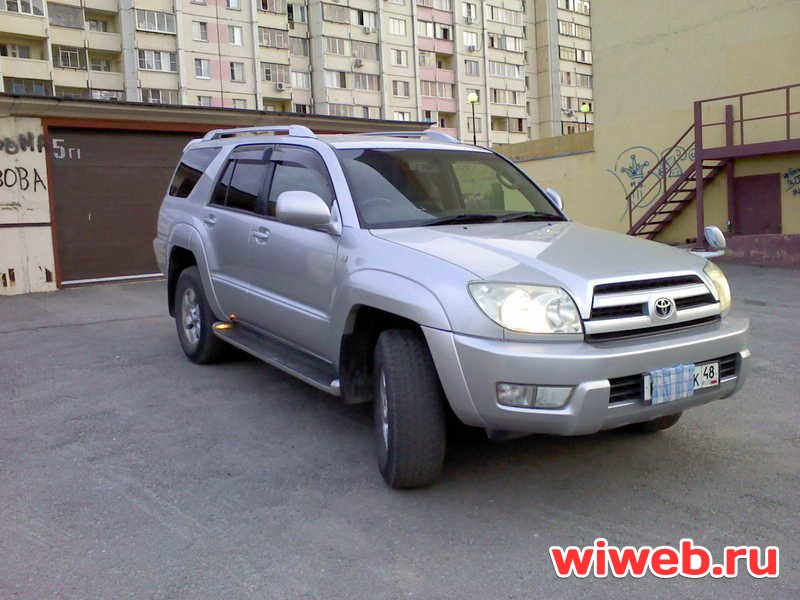 TOYOTA HILUX SURF 2002 года (2002.11)