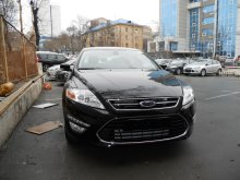 FORD MONDEO 2012 года