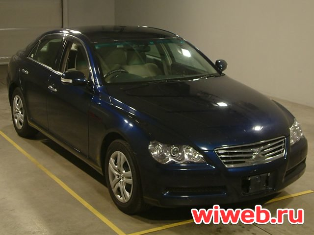 TOYOTA MARK X 2007 года