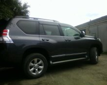 TOYOTA LAND CRUISER PRADO 2011 года