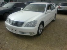 TOYOTA CROWN 2007 года