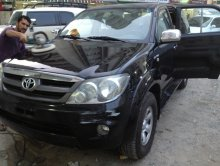 TOYOTA FORTUNER 2008 года