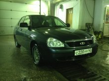 Ваз Priora Hatchback 2012