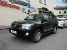 Toyota Land Cruiser 200 2012