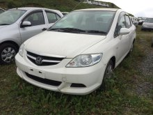 Honda Fit Aria 2006