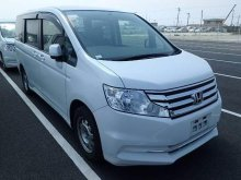 Honda Stepwagon 2012