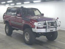 Toyota Land Cruiser 80 1993