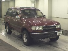Toyota Land Cruiser 80 1991