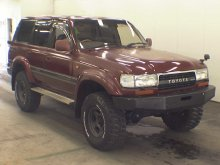 Toyota Land Cruiser 80 1996