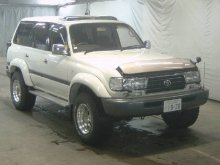 Toyota Land Cruiser 80 1998
