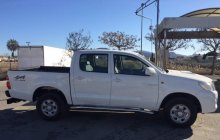 Toyota Hilux Pick Up 2012