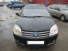 Geely Cross 2012