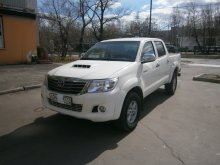 Toyota Hilux Surf 2014