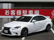 Lexus IS300 2015