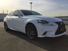 Lexus IS300 2014
