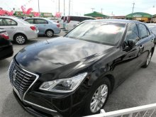 TOYOTA CROWN ROYAL 2015