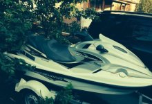 Yamaha XLT 1200 wave runner