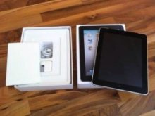 Ipad 32 gb wifi 3G.