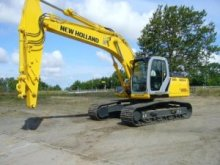 Экскаватор  New Holland E215B