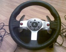 Игровой руль Logitech G27 Racing Wheel