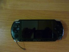 PSP-3008 Piano Black Slim Lite Date мало б/у