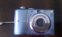 Canon A1100 IS (цифровой)