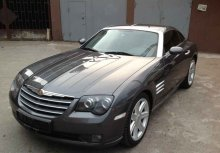 Chrysler Crossfire, купе