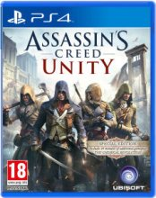 Assassins Creed Unity(PS4)