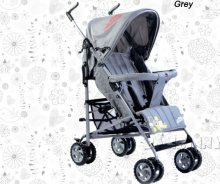 Коляска Baby Care City Style (grey)