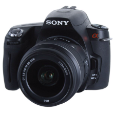 Sony alpha dslr a-290 kit