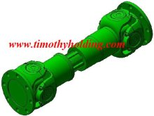 Industrial drive shaft