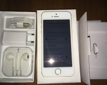 iPhone 5S Gold 16 Gb (б/у)