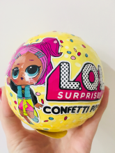 Lol surprise confetti Pop 3 season ЛОЛ сюрприз конфетти поп 3 сезон ОРИГИНАЛ!!'